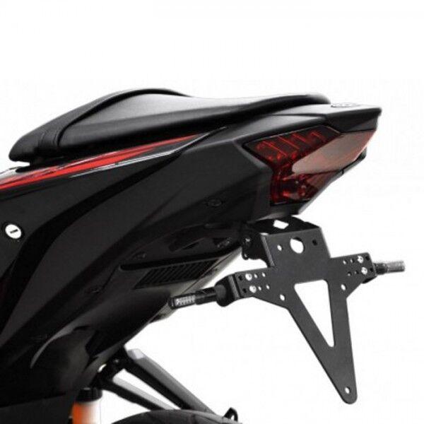 Support de Plaque D'Immatriculation Queue Tag Yamaha YZF R3 Réglable Ajustable
