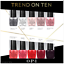 OPI-TREND-ON-TEN-10-pc-Mini-Polish-Gift-Set-like-TAKE-TEN-TOP-TEN-BEST-of-BEST miniatuur 2