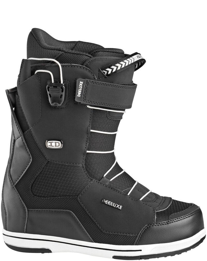 2016 NIB MENS DEELUXE ID 6.1 PF SNOWBOARD Stiefel  250 11 schwarz   Weiß pro flex