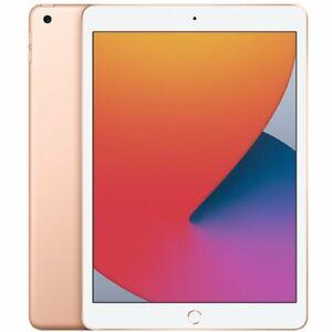 Apple 10.2-inch iPad 2020 Wi-Fi 32GB - Gold
