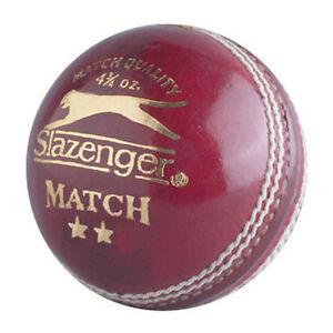 d54a492af63 Image is loading Slazenger-Crown-5-1-2-Oz-Cricket-Ball