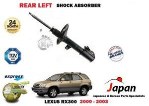 Per-Lexus-Rx-300-3-0-4x4-2000-2003-Nuovo-Posteriore-Lato-Sinistro-Ammortizzatore