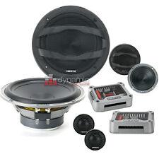 "Hertz MPK 163.3 Car 6-1/2"" Mille PRO Series 3-Way Component Speaker System New"