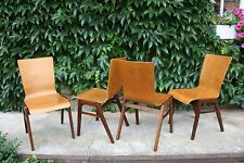 Pagholz Stapelstühle Diningchairs 1 von 4