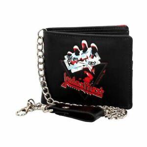 Judas-Priest-British-Steel-Wallet-with-Chain-Boxed-Nemesis-Now-Music-Merch