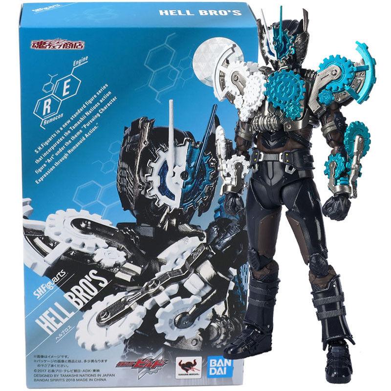 Bandai Tamashii Limited S.H.Figuarts Kamen Rider Build Hell Bro's Action Figure