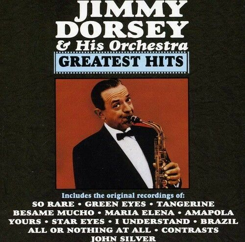 Jimmy Dorsey, Jimmy Dorsey & His Orchestra - Best of [New CD] Manufactured On De