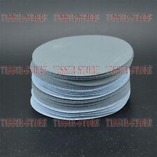 100pcs 3000GRIT 7Inch(180mm) Sander Disc sanding pad Polishing pad Sandpaper