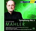 Mahler: Symphony No. 2 Super Audio CD (CD, May-2007, Haenssler)