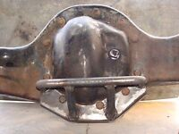 Front Dana 44 Ttb Diff Guard & Skid Plate Ford F150 And Bronco Free Shipping