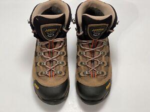 Women's Asolo Gore-Tex Hiking Boots Size 71/2 Waterproof
