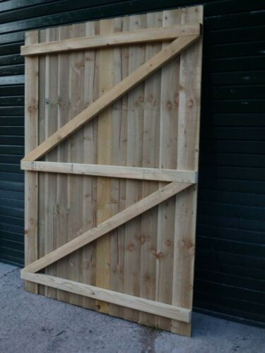 Lot/'s of different styles GARDEN GATE Custom made to the exact size you require