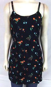 Bali-Girl-Blue-Green-Pink-Beach-Cover-Tunic-Top-Dress-Women-039-s-Size-medium-large