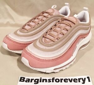 promo code 24482 666c4 New Nike Air Max 97 Premium - Size 9 - Particle Beige/Summit White ...
