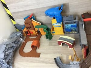 Tomy-Train-Set-Joblot-Collection-Huge-Amount-Trackmaster-Toy-Retro-Vintage