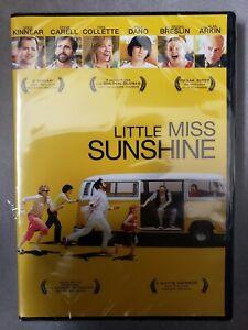 DVD-LITTLE-MISS-SUNSHINE-edition-francaise-Steve-Carell-NEUF-comedie