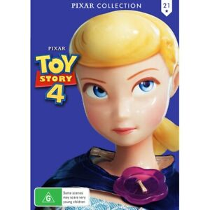 Toy Story 4 - BIGW Exclusive DVD