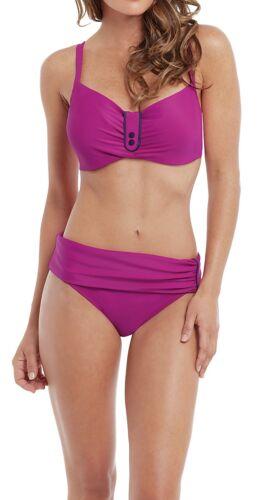 Balconnet Bikini Top Magenta Panache SW0642 Swimwear Veronica Balcony