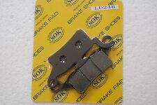 FRONT BRAKE PADS fits YAMAHA BWS 125 Zuma, 09-15 BWs125 Zuma125