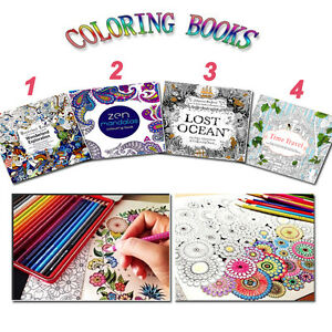 New Version Youngs Books Adult English Graffiti Coloring