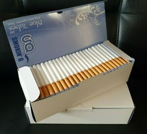 CLEARANCE-1000-MENTHOL-KING-SIZE-ROLLO-TUBES-Cigarrette-Tobbacco-Filter-Tip-15mm