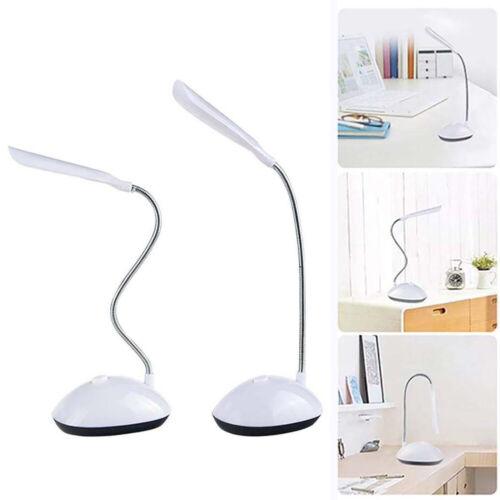 KF/_ Desk Lamp Table Lamp Reading Light Small Modern Office Study Home LED Whit