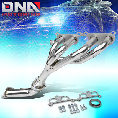 For 96-99 Toyota Tacoma 2.4 RWD High Flow Tubular Manifold Tri-Y Exhaust Header