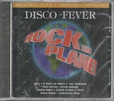 Disco Fever [Coyote] (CD, Sep-1998, Rhino (Label)) New