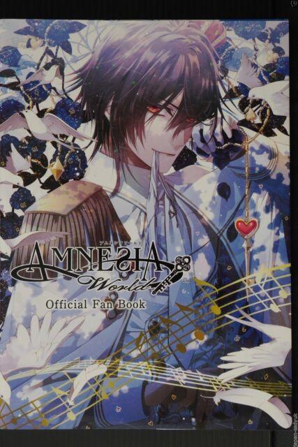 JAPAN Amnesia World Official Fan Book