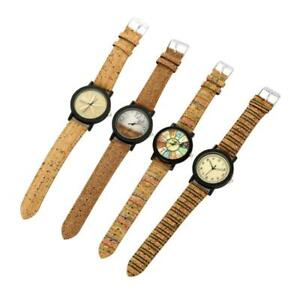 Ladies-Wooden-Color-Leather-Watches