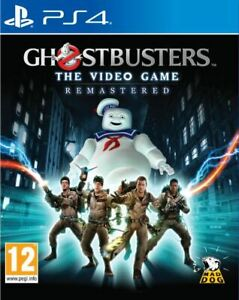 Ghostbusters-The-Video-Game-Remastered-PS4-NEW-AND-SEALED-QUICK-DISPATCH