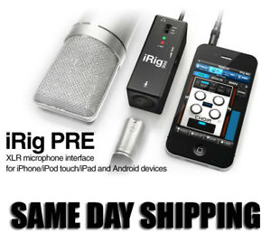 NEW-IK-Multimedia-iRig-Pre-for-iPhone-iPod-touch-iPad-and-Android-Devices