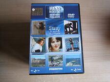 BLU NOTTE Misteri Italiani=SUSY IL DELITTO DI SIRACUSA=DVD N°35