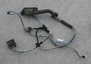 1998 bmw 328 driver side rear door wiring harness e36 96 97 98 323 rh ebay com wiring harness extension wiring harness expo 2018