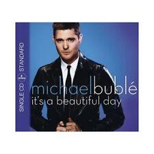 MICHAEL BUBLE - IT'S A BEAUTIFUL DAY (2TRACK) CD SINGLE POP INTERNATIONAL NEU