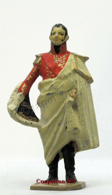 Figurine Soldat de Plomb Ancien GrünUNNI. Marechal LANNES I er EMPIRE