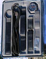 RARISSIMO chronograph CERTINA quattro AUDI DESIGN automatico del 1983 in titanio
