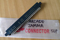 Brand new Arcade Video Game Jamma 28P x 2 56 Pin Connector
