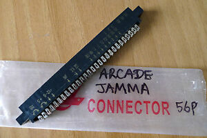 Brand-new-Arcade-Video-Game-Jamma-28P-x-2-56-Pin-Connector
