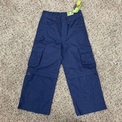 Boy Scouts Uniform Pants BSA Cub Scouts Blue Size 14 Waist 27 Unhemmed NWT
