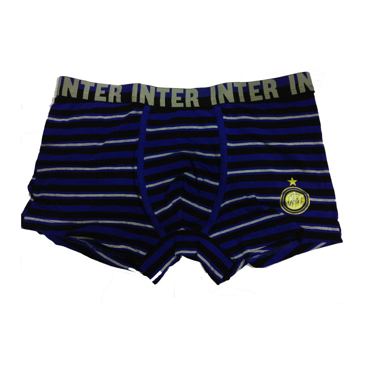 INTER boxer de fantaisie coton sous-vêteHommes ts taille taille taille 16 ans pour enfant 836671