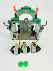 Lego Harry Potter Slytherin 4735 Excellent Condition Malfoy Crabbe Goyle 100 Ebay
