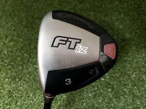 Callaway-FT-iZ-3-Wood-MLH-Left-Handed-Callaway-Regular-Graphite-Shaft-LS1691