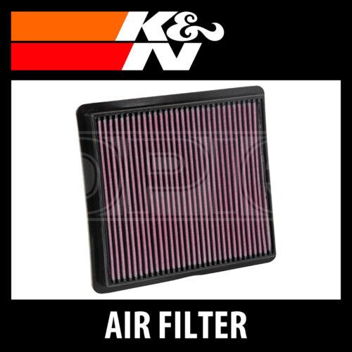 K /& n Alto Flujo Reemplazo Filtro De Aire 33-2419 K Y N Original Rendimiento parte