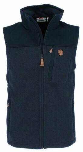 Fjallraven Herren Buck Fleece Vest M Sweatshirt