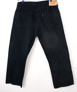 Levi's Strauss & Co Hommes 501 Jeans Jambe Droite Taille W40 L28 BCZ264