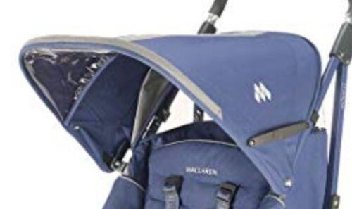 Maclaren Techno XT hood 2007-2012 *NEW GENUINE MACLAREN STOCK*