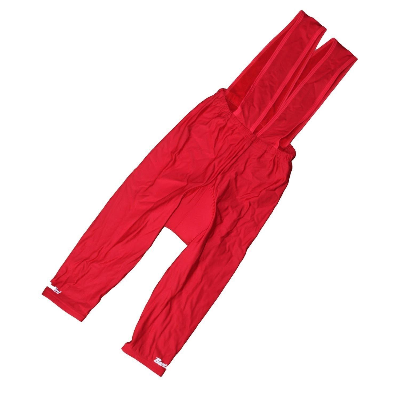 Santini 1120 Thermal 3 4 Bib Pabts XXL Bike Pants Cycling Shorts Bibshorts Red