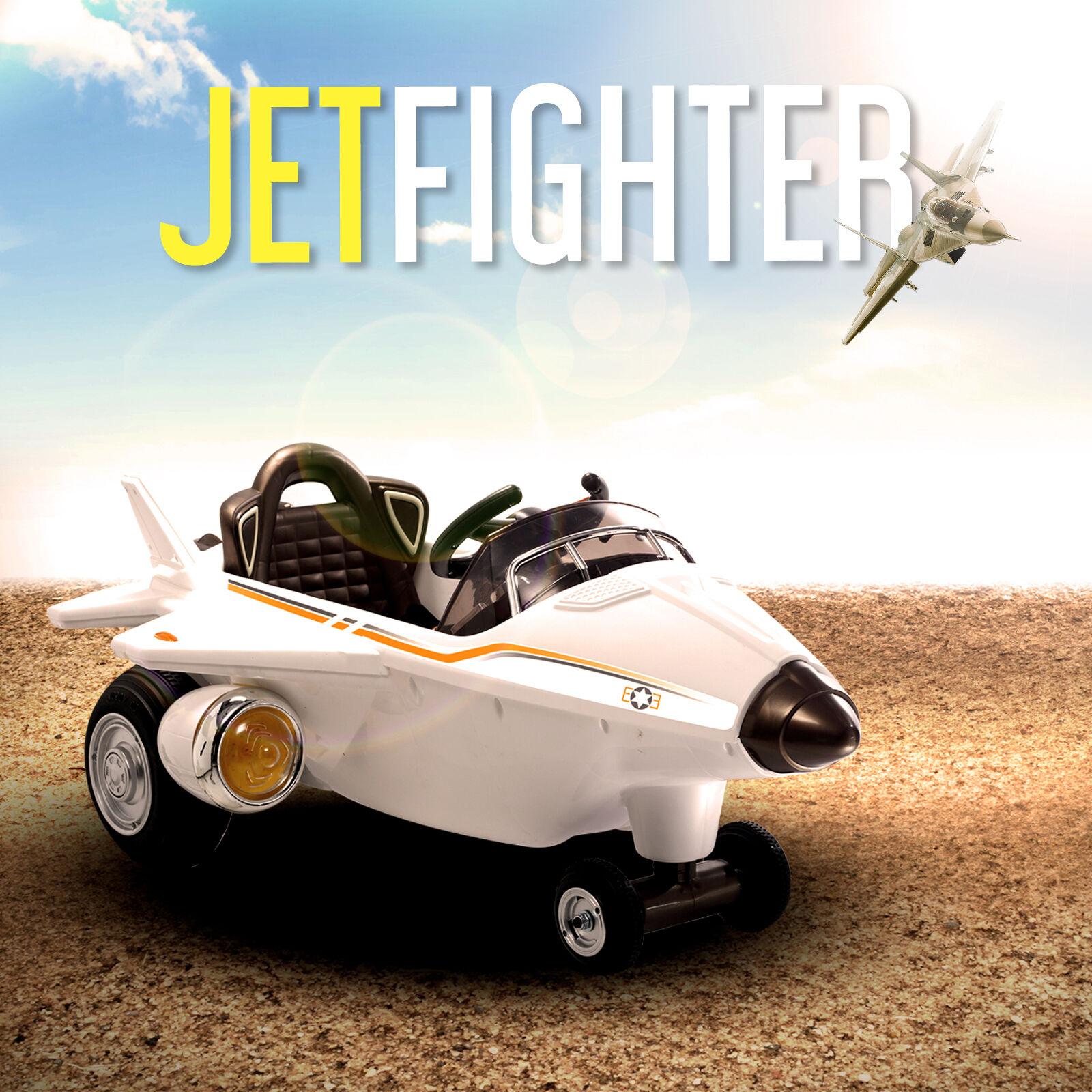 Kids Ride On Airplane Airplane Airplane Battery Plane Jet 12V Electric Car Parental Remote Mp3 ec888c