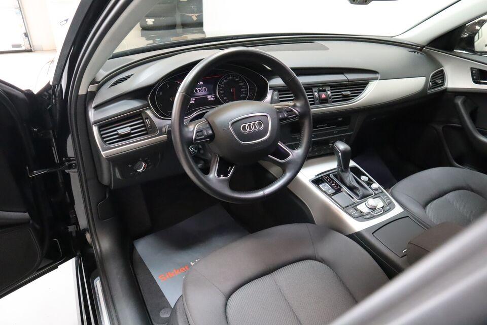 Audi A6 2,0 TDi 190 Ultra Avant S-tr. Diesel aut.